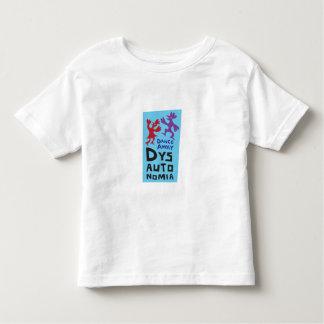 Dance Away Dysautonomia Toddler T-shirt