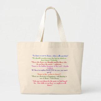 Dance bag - Customized