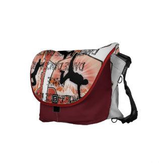 dance bag messenger bag