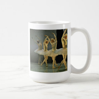 Dance Ballet Ballerinas Coffee Mug