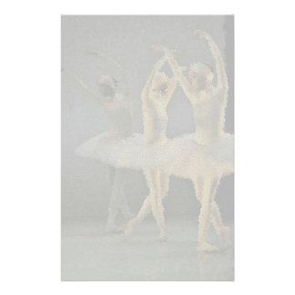 Dance Ballet Ballerinas Stationery