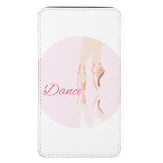 Dance Ballet Slippers Galaxy S5 Pouch