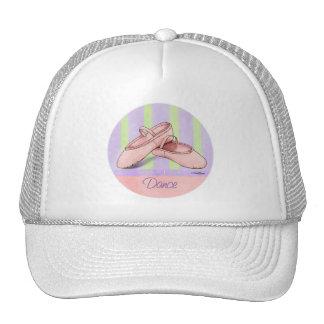 Dance - Ballet Slippers hat