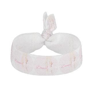 Dance Ballet Slippers Ribbon Hair Ties