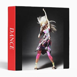 DANCE BINDER