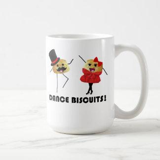 Dance Biscuits!!! Coffee Mug