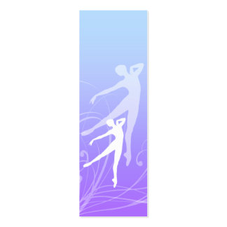 Dance Bookmarks/ Business Cards