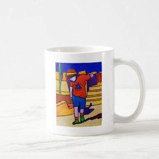 Dance Boy by Piliero Coffee Mug