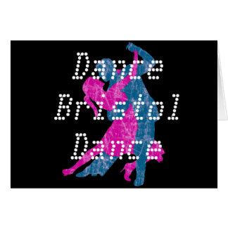 Dance Bristol Dance Card