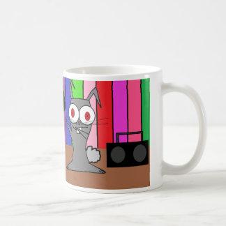 Dance Bunny Coffee Mug