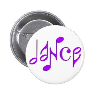 dance buttons