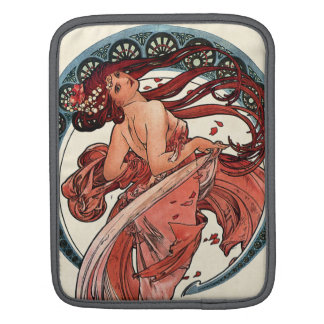 Dance by Alfons Mucha 1898 Sleeve For iPads