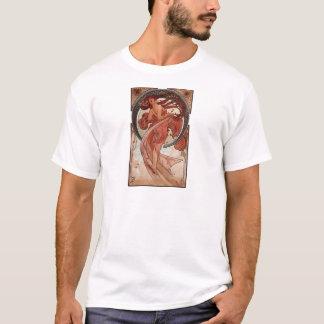 Dance by Alphons Mucha T-Shirt