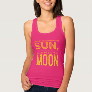 Dance By The Glow Of The Moon Tank Top
