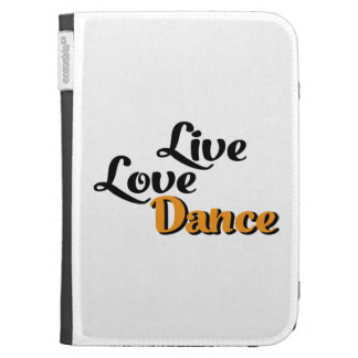 dance kindle 3 cover