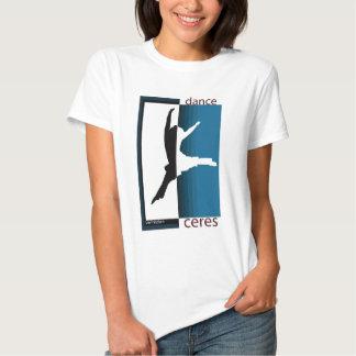 dance ceres cyan grand jete tee shirt