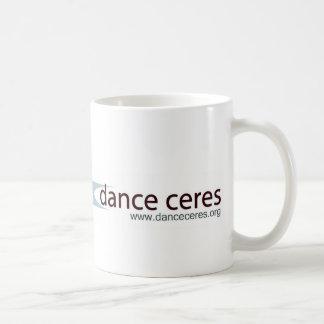 dance ceres logo coffee mug