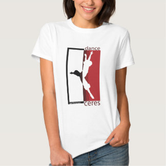 dance ceres red reverse grand jete shirt