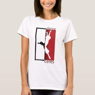 dance ceres red reverse grand jete T-Shirt