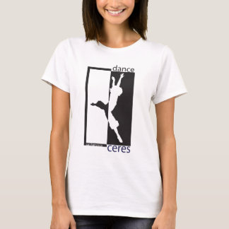 dance ceres reverse grand jete BW T-Shirt