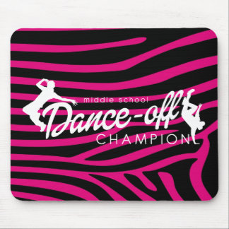 Dance Champion Mouse Pad