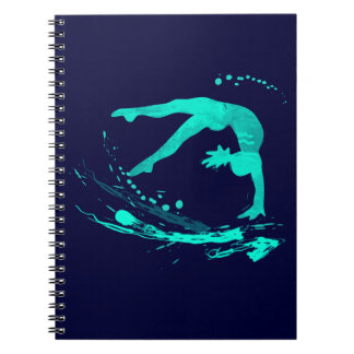 Dance Cheer Gymnastics Notebooks Journals
