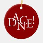 Dance! Christmas Tree Ornaments
