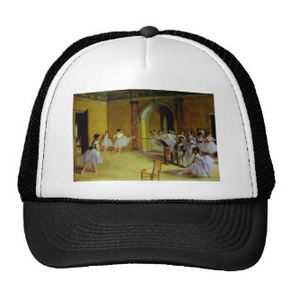 Dance Class at the Opera by Degas Trucker Hat