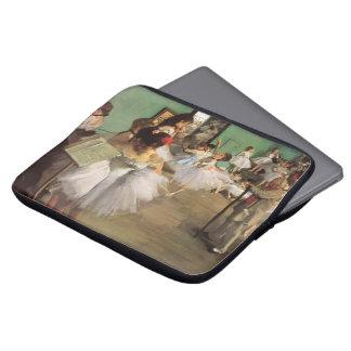 Dance Class by Degas, Vintage Impressionism Ballet Laptop Sleeve
