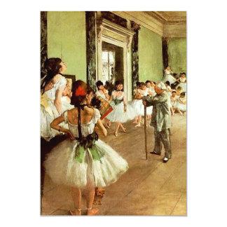 Dance Class Invitations