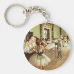 Dance Class Key Chain