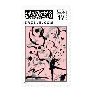 Dance Crazy! Stamp