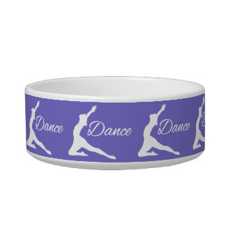 DANCE custom color pet bowls