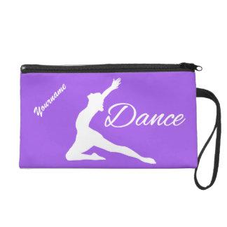 DANCE custom monogram & color accessory bags