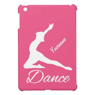 DANCE custom monogram & color cases iPad Mini Case