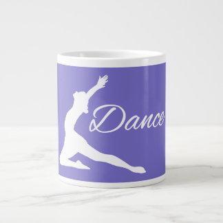 DANCE custom monogram & color mugs