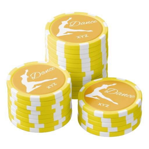 Poker line dance