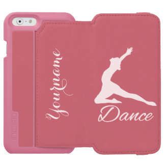 DANCE custom wallet cases