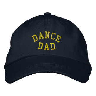 DANCE DAD Embroidered Hat
