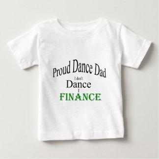 dance dad finance baby T-Shirt