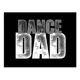Dance Dad Postcard