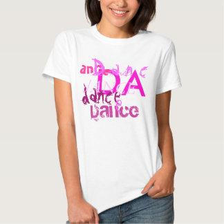Dance Dance Dance Dance Dance Dance Tee Shirt