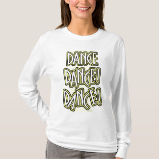 Dance Dance DANCE! fitted hoodie