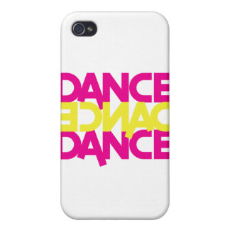 dance dance dance iPhone 4/4S case