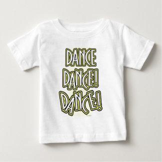 Dance Dance DANCE! kiddie tee
