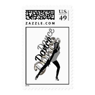 Dance Dance Dance Postage