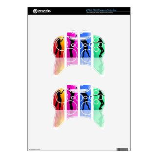 Dance Dance Dance Xbox 360 Controller Skin