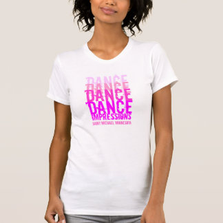 Dance Dance...Impressions Cami Tee Shirt