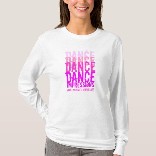 Dance Dance...Impressions Hoodie