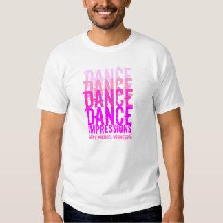 Dance Dance...Impressions Tees